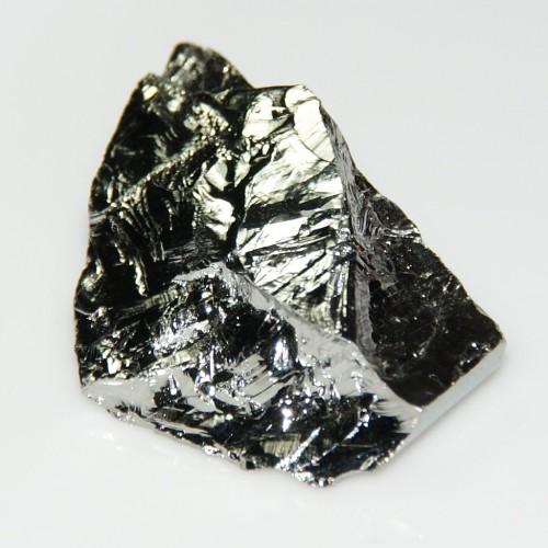 게르마늄은 회백색으로 광택을 띠는 반금속 원소다. - Jurii(Wikimedia) 제공
